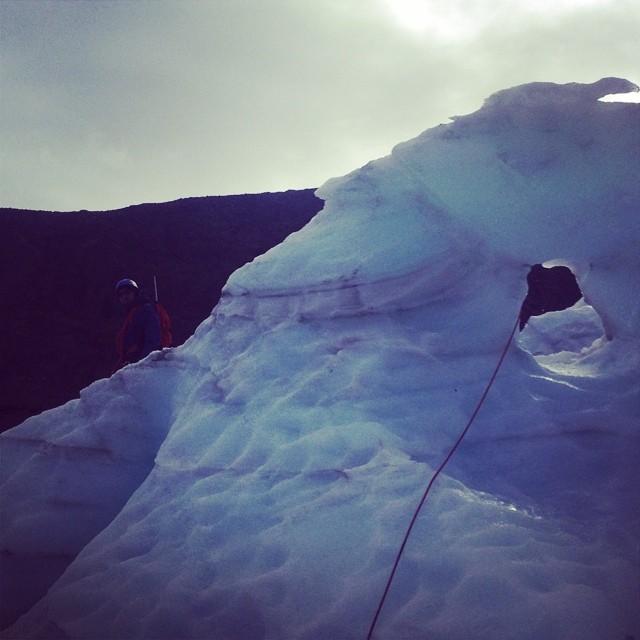 Glaciärvandring 2.0!#kebnekaise #tarfala