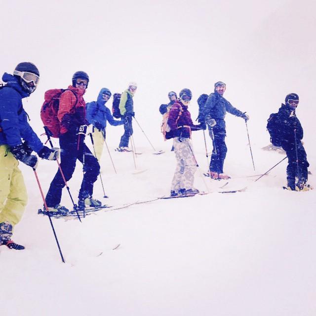Om du vill ha fortsatt vinter så kom till Keb!#snöstorm #vinter #stf #kebnekaise #bergsresor #elevenate