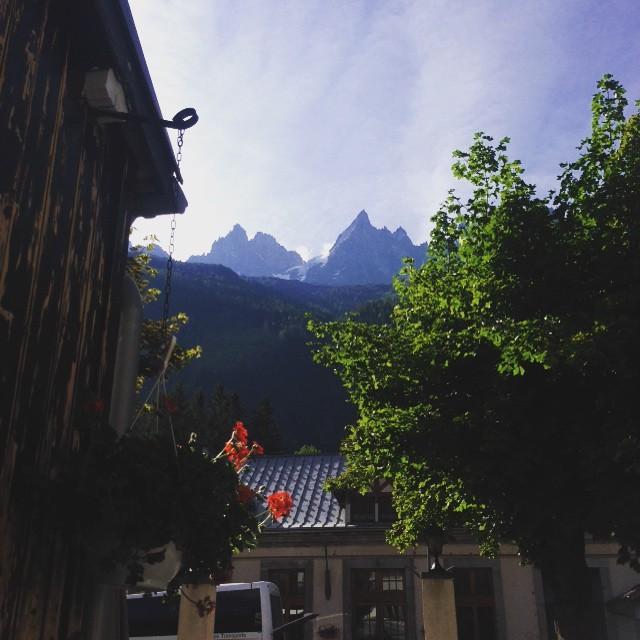 Skön start på veckan och snart är vi där uppe igen!#chamonix #bergsresor #montblancspecialisten #chamonix #elevenate