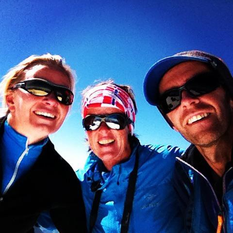 Grym dag på toppen av Mont Blanc!#montblanc #chamonix #bergsresor #montblancspecialisten