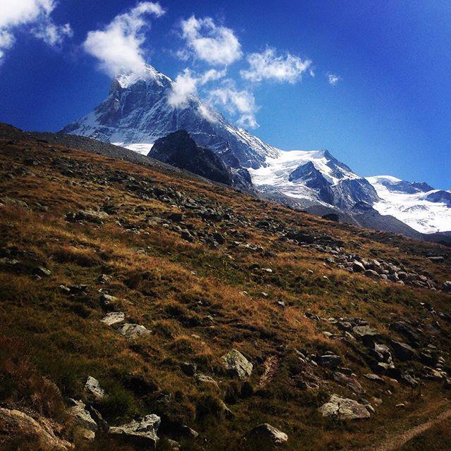 Imorgon håller vi tummarna för samma väder som idag!#dentblanche #bergsresor #klättring #elevenate