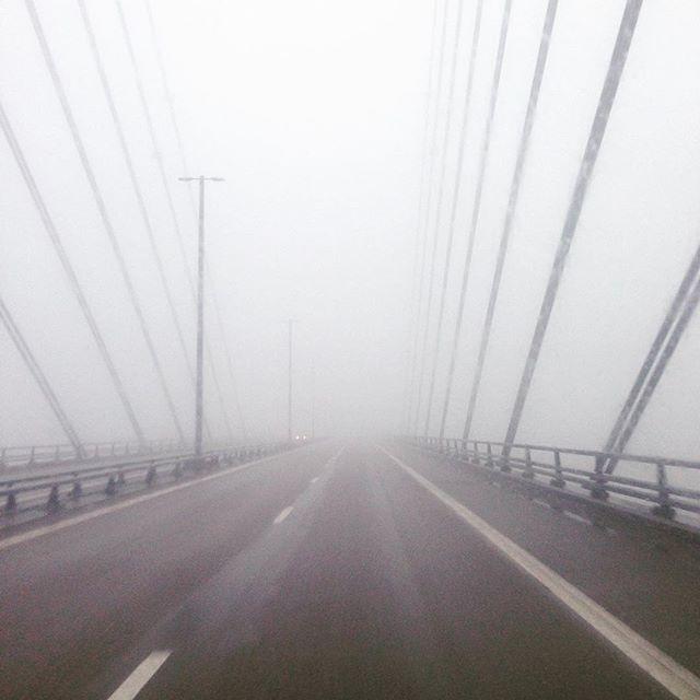 Hejdå Skåne, regn och höst!