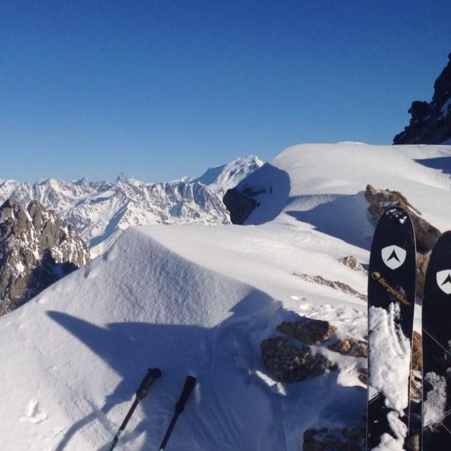 Ny tur nytt col! #chamonix #grandsmontets #bergsresor #elevenate #dynastar