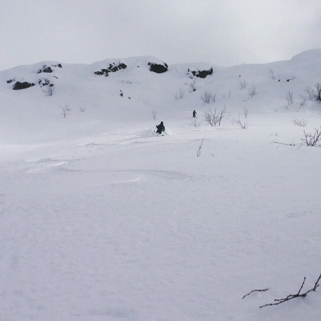 Fint före på tur i Aiguilles Rouges!#brevent #chamonix #elevenate #dynastar #bergsresor