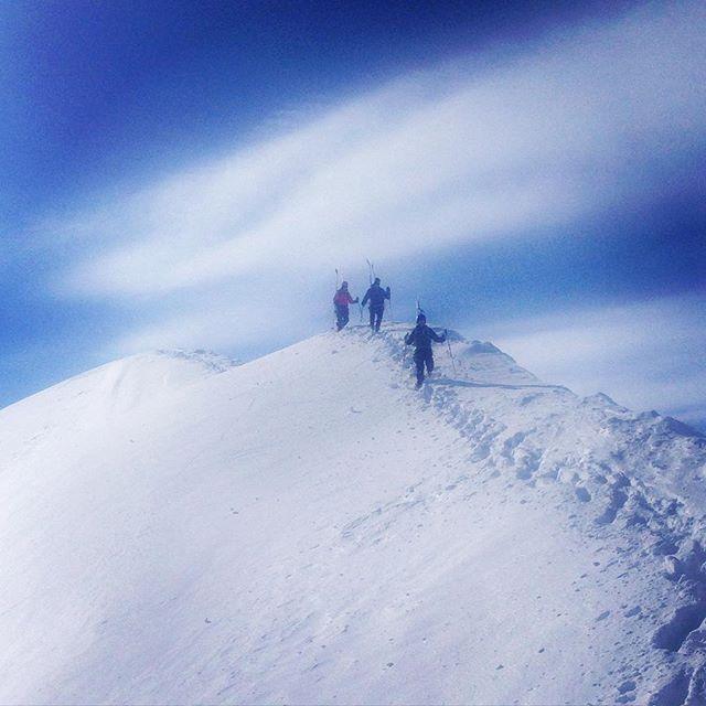 En grym dag på Keb topparna!#kebnekaise #svenskaturistföreningen #bergsresor #dynastar #elevenate