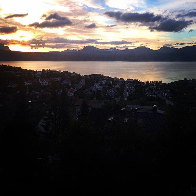 Nu är 400 mila flytten äntligen klar, nu är Narvik hemma!!