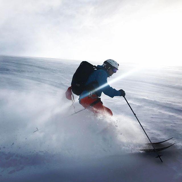 Skitour i alla väder!!#engelberg #titlis #bergsresor #elevenate #dynafit #g3