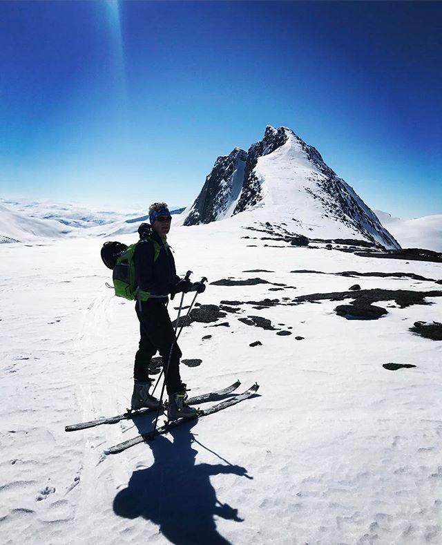 Bra start på veckan!!#skitouring #bergsresor #elevenate #dynafitsweden #g3gear