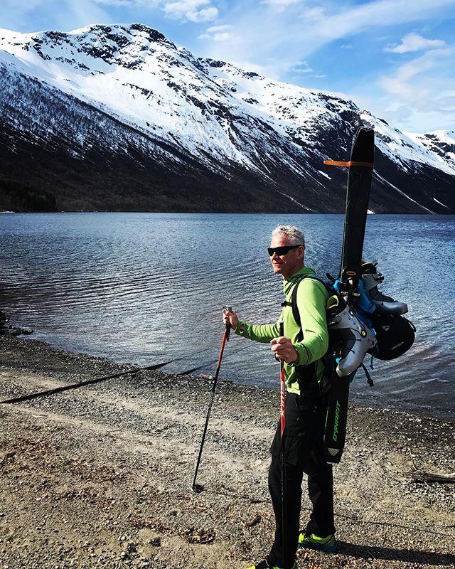 Fina dagar med vårsnö och värme!#skitouring #bergsresor #elevenate #dynafitsweden #g3gear