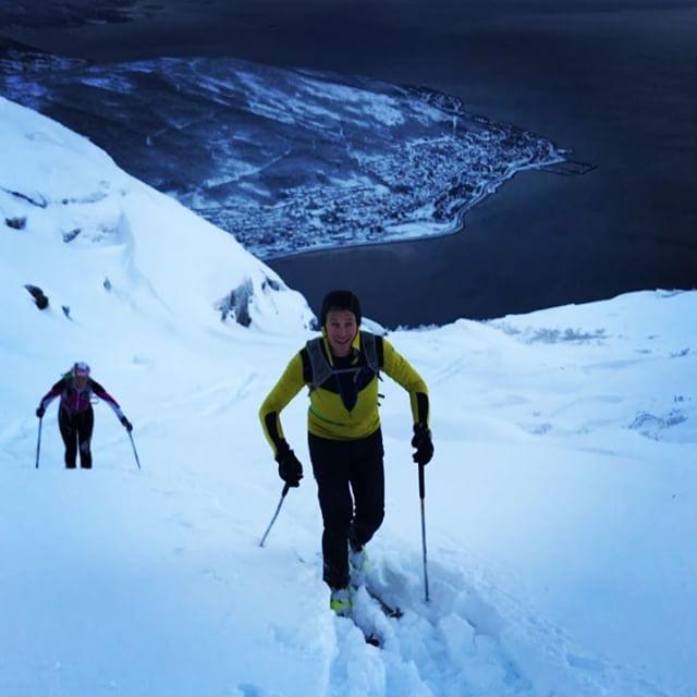 Bra start på säsongen!#topptur #skitour #narvik #bergsresor #elevenate #g3gear #dynafitsweden
