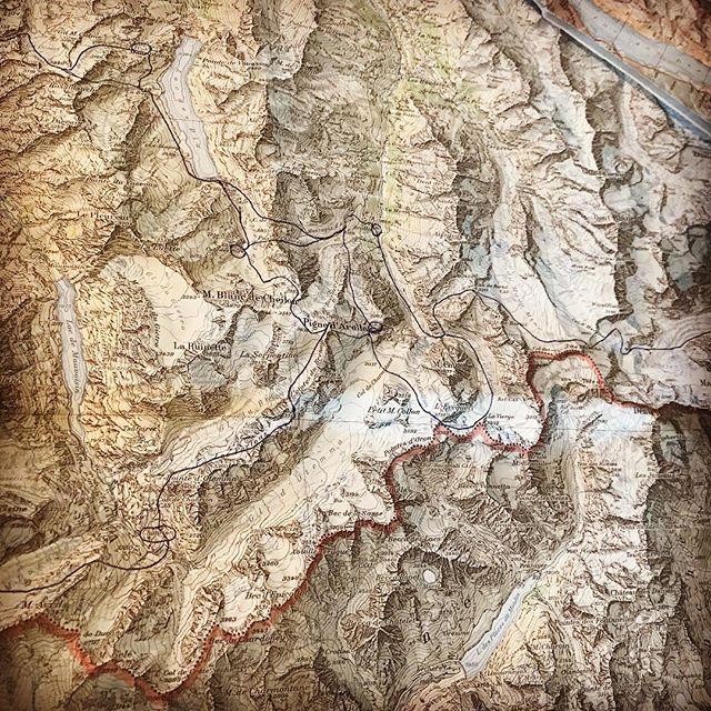 Planerar för Chamonix-Zermatt på tre dagar. Vem vill följa med? www.hauteroute.se #hauteroute #skitour #bergsresor #dynafit #dynafitsweden #elevenate