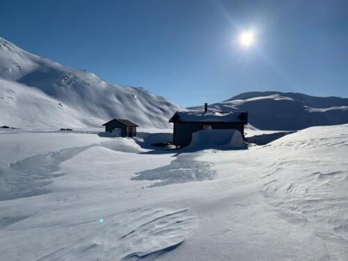 Hytta i närheten av Narvik